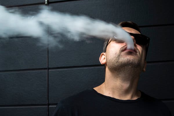 Vaping Cases Are Not Dropping, Says CDC
