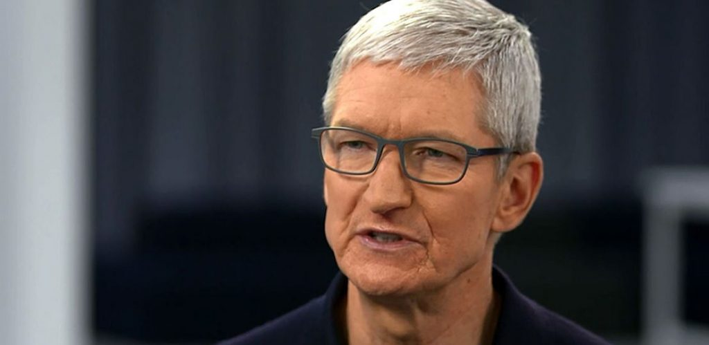 Tim Cook Met Chinese Regulator for 'Deep Discussion,' Says the Chinese Government