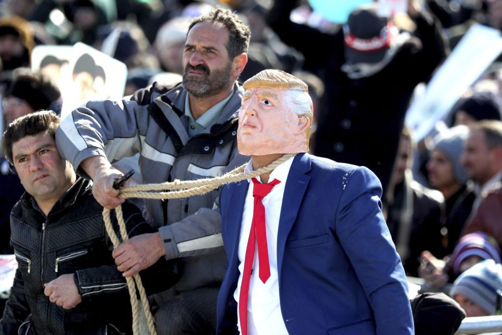Iran Issues Arrest Warrant Against Trump