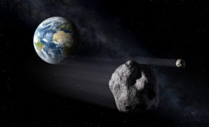 Scientists Propose to Tether Asteroids to Prevent Direct Impact on Earth's Surface
