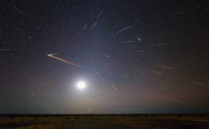 Delta Aquariids Meteor